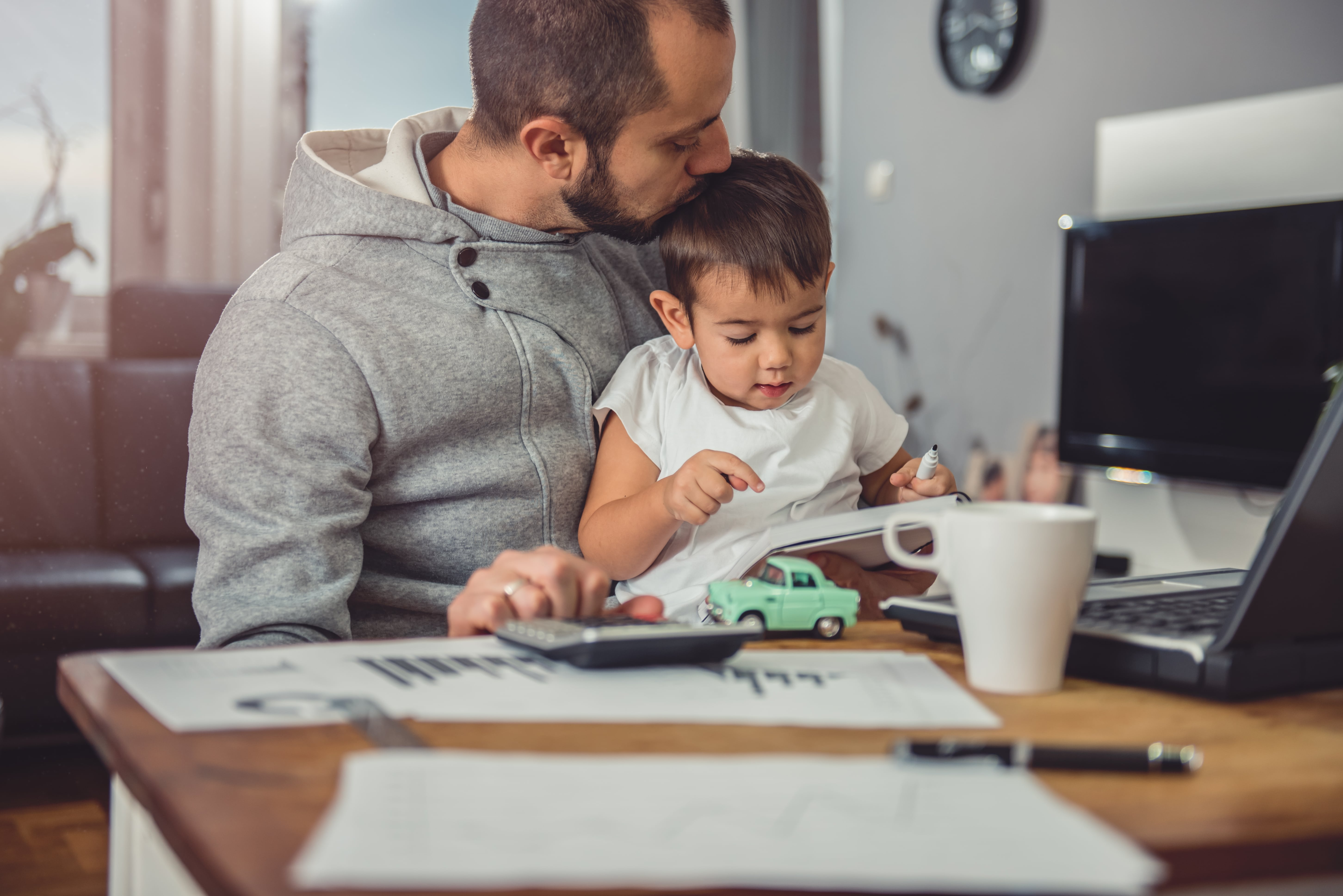 Fathers who want to work part-time can face discrimination