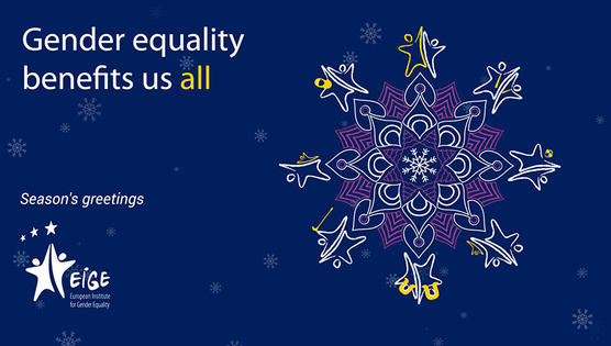 Season's greetings from EIGE