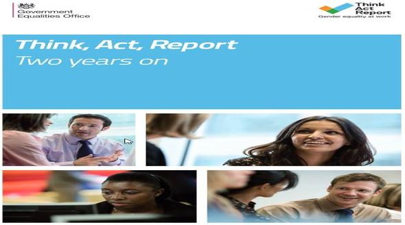 Think Act Report image