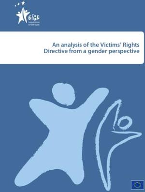 An analysis of the Victims' Rights Directive from a gender perspective