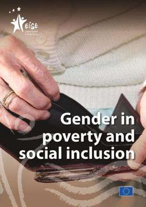 Gender in poverty and social inclusion