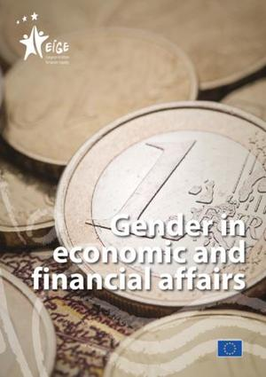 Gender in economic and financial affairs