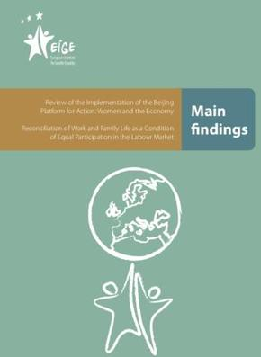 Reconciliation of Work and Family Life as a Condition of Equal Participation in the Labour Market   Main findings