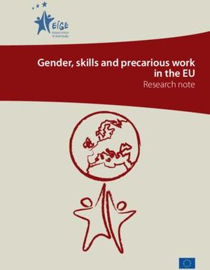 Gender, skills and precarious work in the EU: Research note