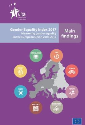 Gender Equality Index 2017: Measuring gender equality in the European Union 2005-2015 - Main findings