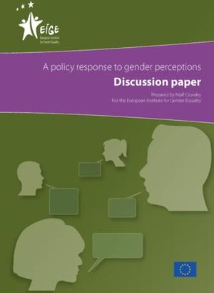 A policy response to gender perceptions   MH3012134ENC