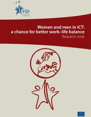 Women and men in ICT: a chance for better work–life balance - Research note