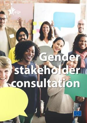 Gender stakeholder consultation