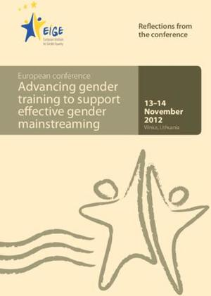 Advancing gender training to support effective gender mainstreaming - Reflections