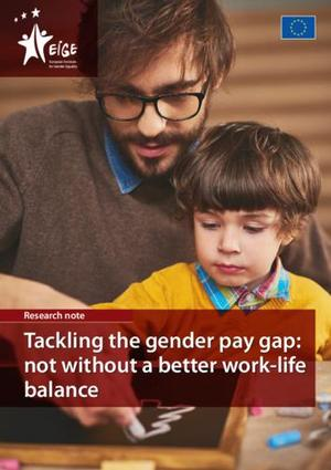 Tackling the gender pay gap: not without a better work-life balance
