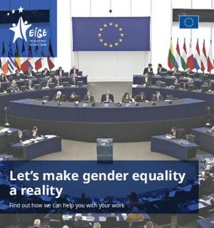 Let's make gender equality a reality