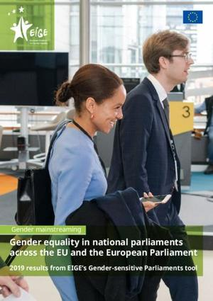 Gender equality in national parliaments across the EU and the European Parliament