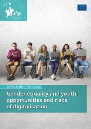 Gender equality and youth: opportunities and risks of digitalisation – Main report