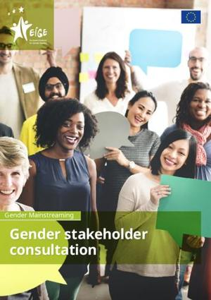 Gender mainstreaming: gender stakeholder consultation