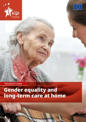Gender equality and long-term care at home
