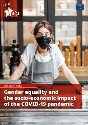 Gender equality and the socio-economic impact of the COVID-19 pandemic