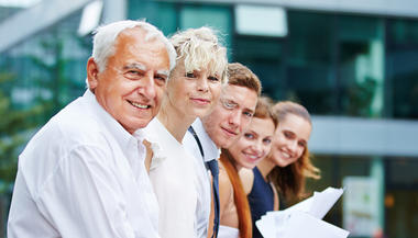 Towards age-friendly work in Europe