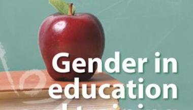 Gender in education and training