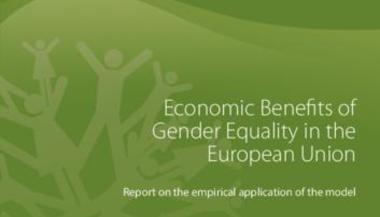 Economic Benefits of Gender Equality in the European Union: Report on the empirical application of the model