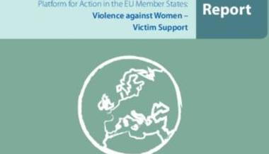 Violence against Women Victim Support: Report (pdf)