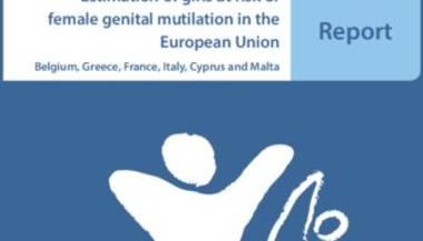 Estimation of girls at risk of female genital mutilation in the European Union